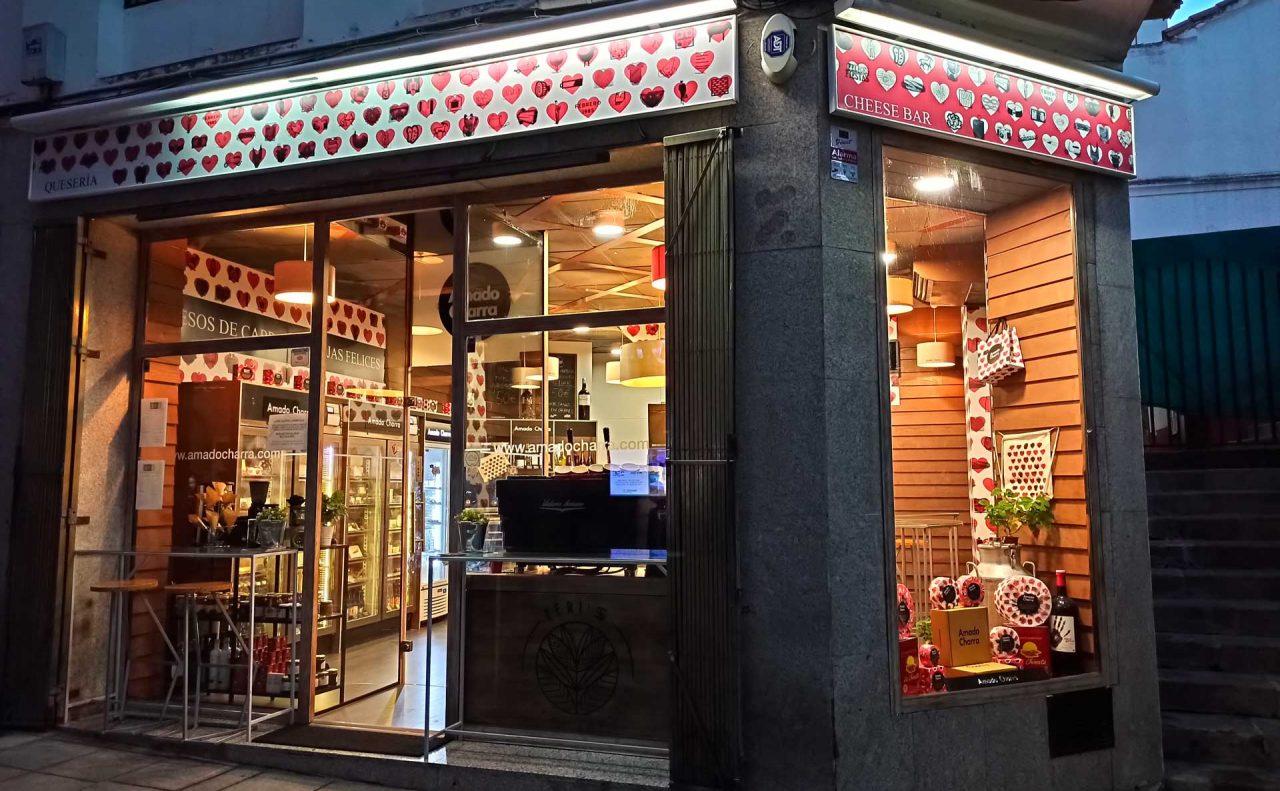 Restaurante Amado Charra Plasencia