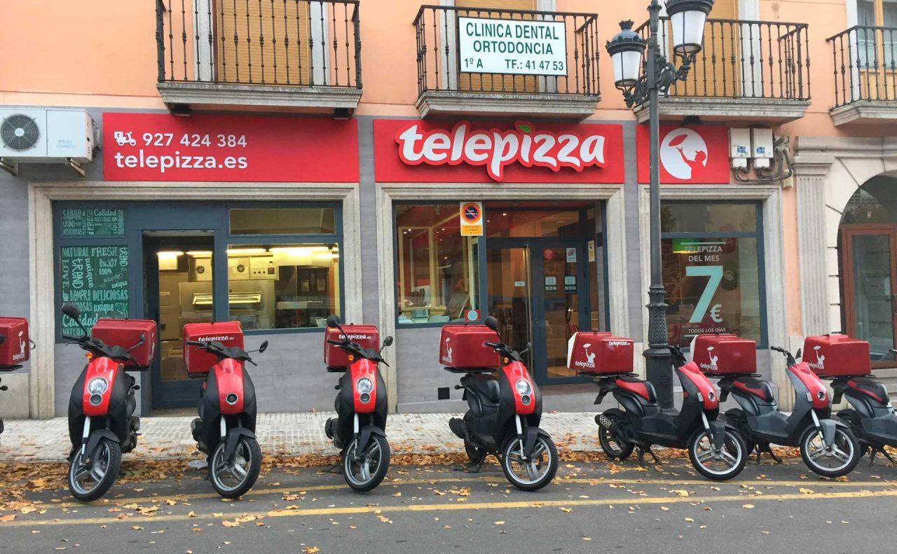 Telepizza Plasencia