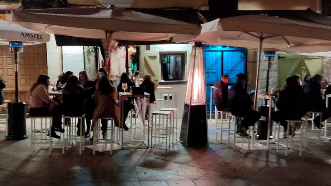 Café bar Alameda Plasencia
